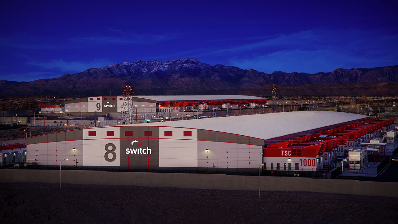 Switch Makes History: The Only Company with Two Tier IV Gold Data Centers in the World