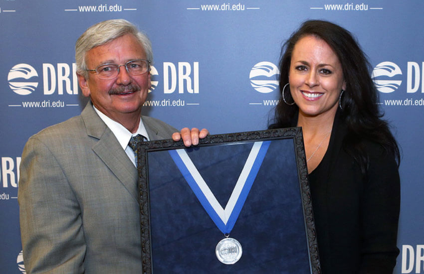 Switch Awarded The President's Medal From DRI For Its Outstanding Dedication