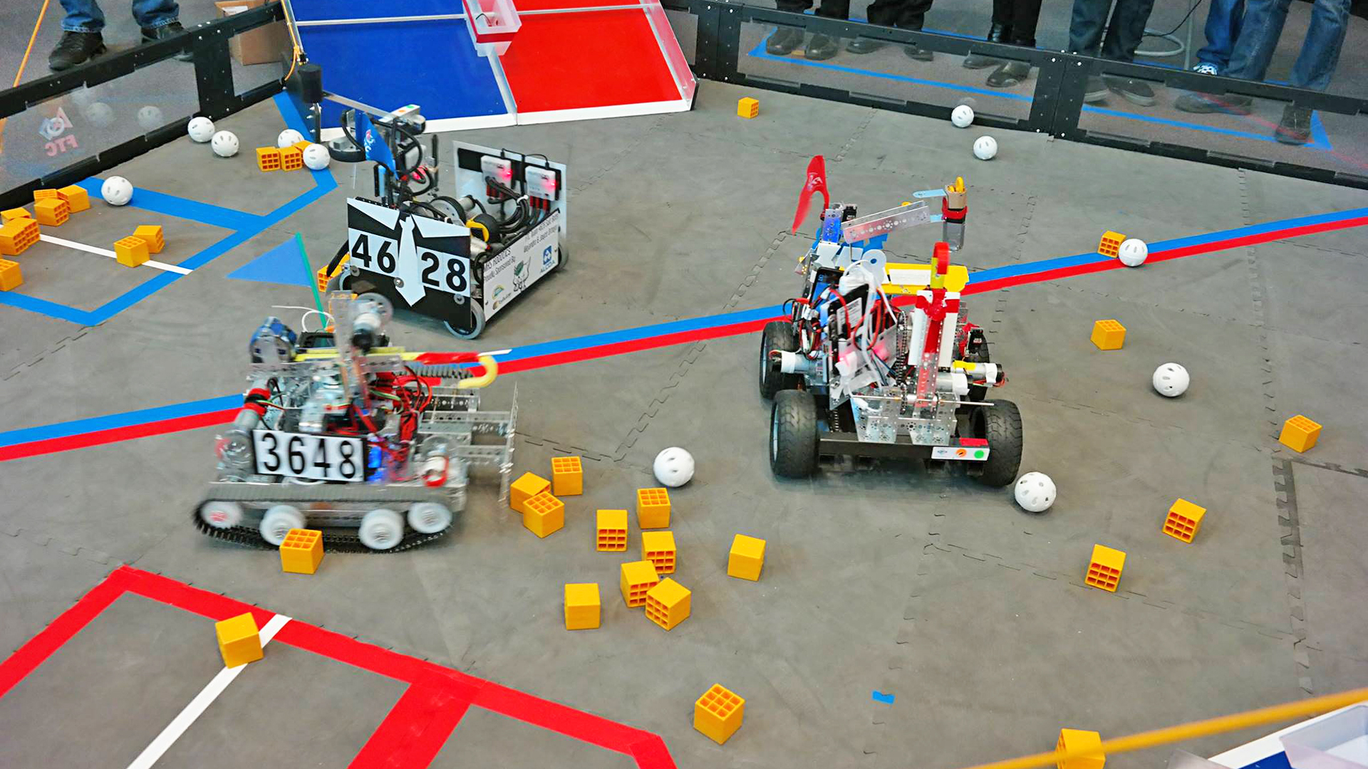 Switch Leads Sponsorship of Exciting West Michigan FIRST<small><sup>®</sup></small> Robotics Competition