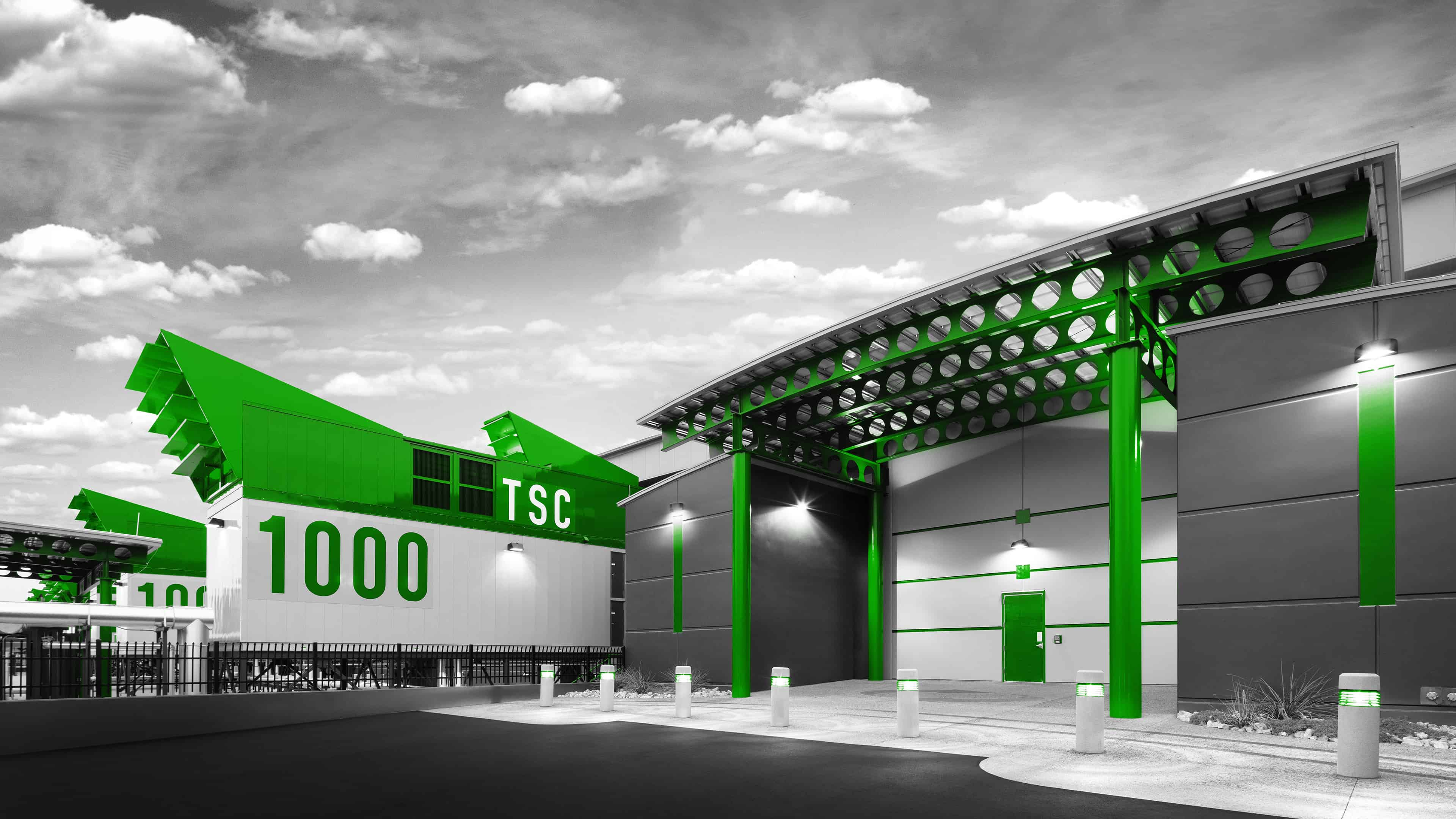 Effortless Achieves Corporate Sustainability by Operating in Switch Data Centers