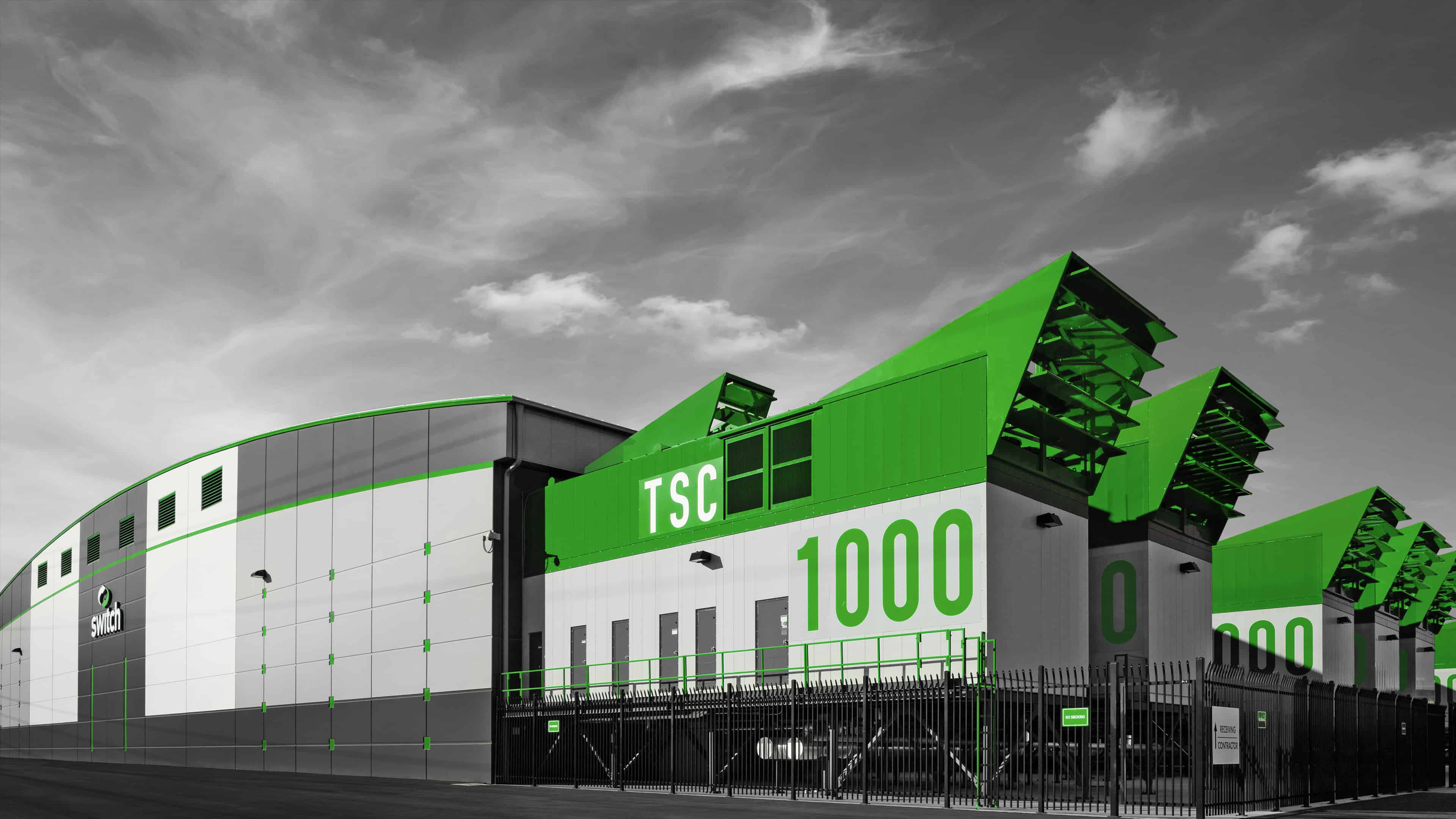 Switch Data Centers Help Clients Reach Sustainability Goals