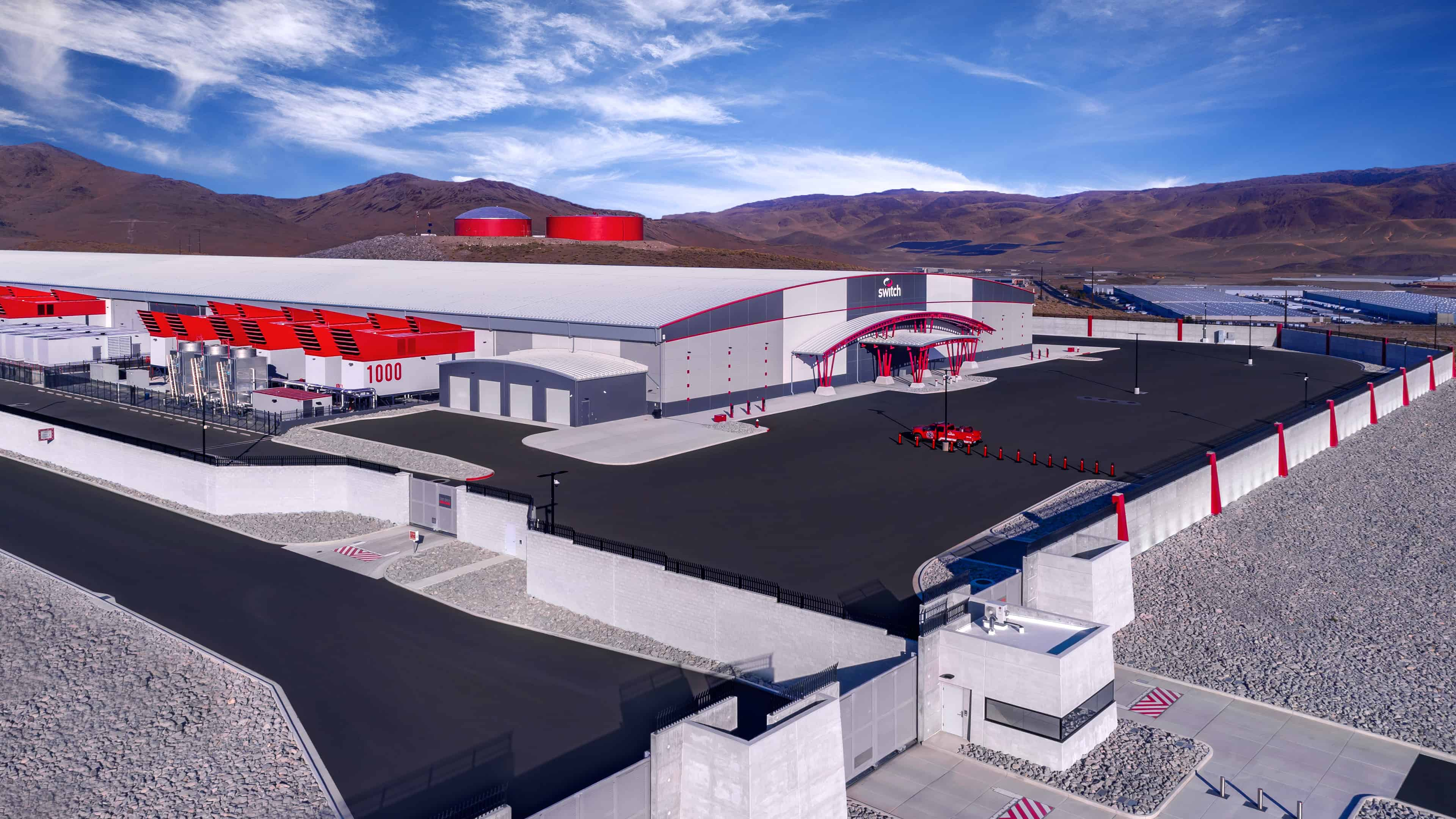 Switch Breaks Ground on Second and Third Tahoe Reno Data Centers Following Multi-Megawatt Expansions with Global E-Commerce and Semiconductor Clients